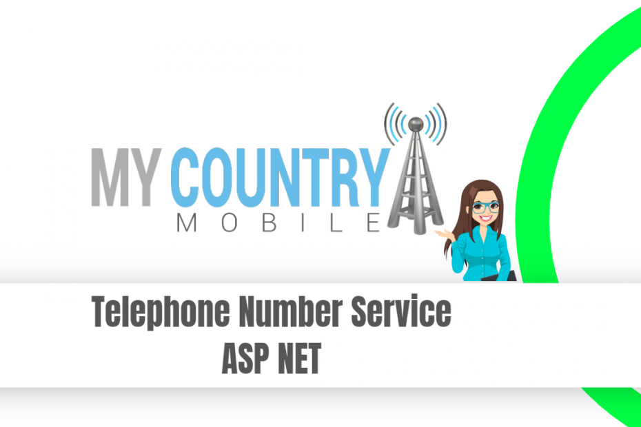 Telephone Number Service ASP NET - My Country Mobile